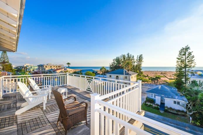 gulf view vacation rental siesta key